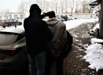 Wodzisław Śląski: Złapali złodzieja, na koncie ma kilkadziesiąt przestępstw