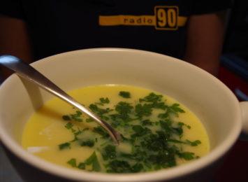 Kuchnia Radia 90: Zimą jemy zupy