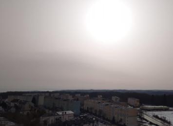 Pył znad Sahary nad Polską?