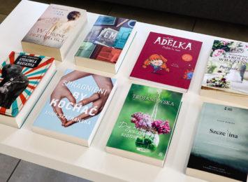 Kolejne nowości książkowe w raciborskiej bibliotece