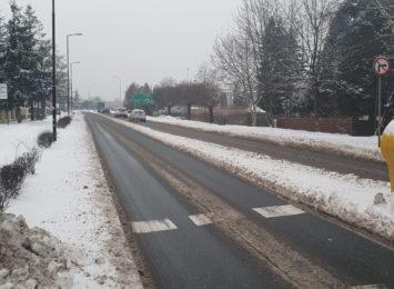 Słuchaczka Radia 90: Kiedy dokończenie ścieżki rowerowej na Raciborskiej? Kiedy chodnik?