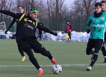 GKS Jastrzębie zakończył obóz w Siedlcach. Na zakończenie piłkarze zagrali dwa sparingi [FOTO]