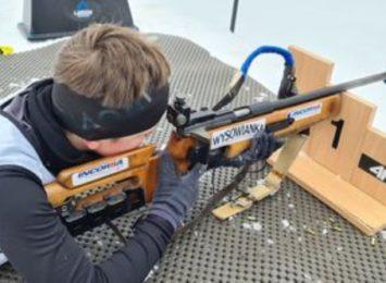 Biathloniści UKS-u Strzał Wodzisław znowu w formie