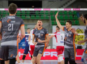Jastrzębski Węgiel w półfinale Pucharu Polski