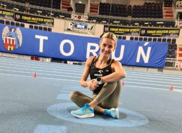 Justyna Święty-Ersetic ustanawia nowy rekord Polski w biegu na 400 metrów