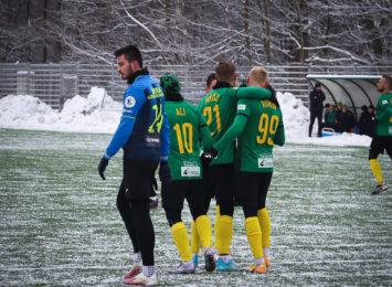 Kolejna gra kontrolna piłkarzy GKS-u Jastrzębie na remis