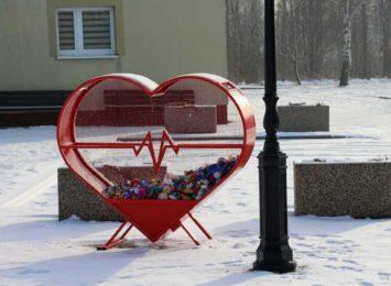 Serce na nakrętki także w Kornowacu