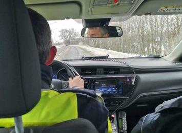 """""""Nie dla prędkości"""" - działania jastrzębskiej policji"""