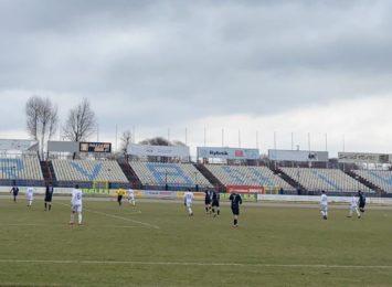 Przegrana piłkarzy ROW Rybnik w meczu z Górnikiem II Zabrze