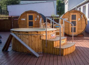Wodzisław: Strefa saun już czynna