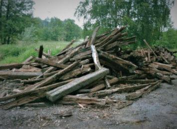 Składował odpady, co mogło zagrażać środowisku
