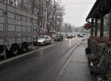 """Petycja mieszkańców Gorzyc. GDDKiA: """"Nie była brana pod uwagę przebudowa tego skrzyżowania"""""""
