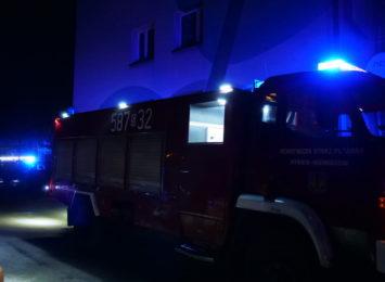 Zadymienie w jednym z mieszkań przy ul. Gustawa Morcinka w Rybniku. Interweniowała straż pożarna