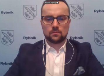 Wojciech Kiljańczyk nadal przewodniczącym Rady Miasta w Rybniku