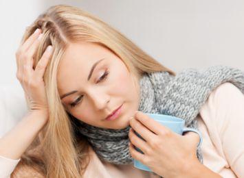 W okresie przejściowym częściej chorujemy, dbaj o swoją odporność