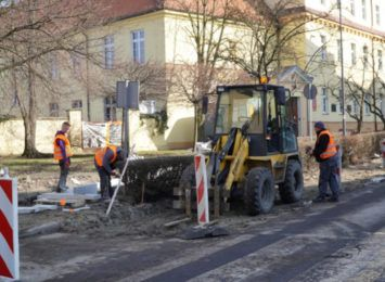 Uwaga kierowcy w Raciborzu! Remont ulicy Gimnazjalnej [FOTO]