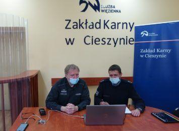 Studenckie praktyki w cieszyńskim więzieniu online