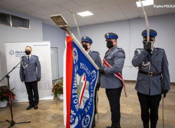 Śląski garnizon policji z nowym szefem [FOTO]