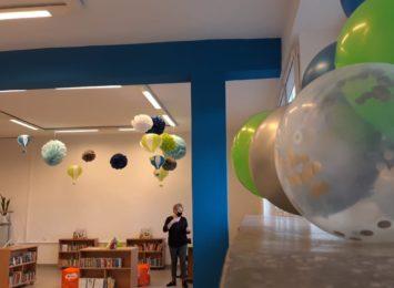 Oddział dla dzieci i młodzieży rybnickiej biblioteki w nowej odsłonie [FOTO]