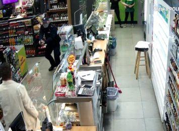 Znamy szczegóły wczorajszego napadu na stację paliw w Rybniku. Sprawca to recydywista