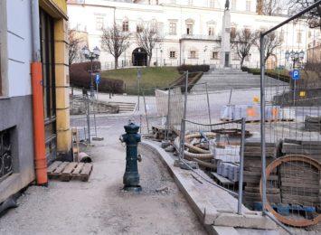 Na jakim etapie jest przebudowa ulicy Głębokiej w Cieszynie?