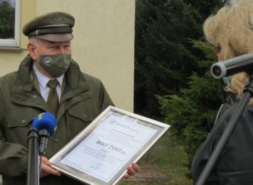 100 tysięcy złotych dla rybnickiego szpitala przekazały Lasy Państwowe
