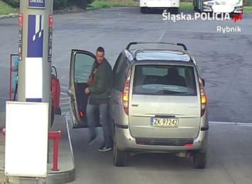 Rybnicka policja prosi o pomoc w ustaleniu sprawcy kradzieży samochodu