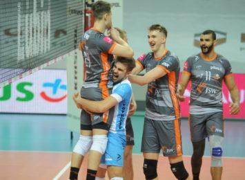 Jastrzębski Węgiel wygrywa na koniec sezonu zasadniczego w Lubinie