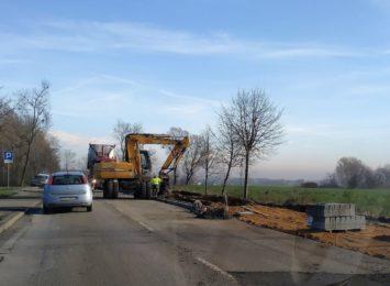 Chodnik i ścieżka rowerowa na Kraszewskiego w Pszowie zostaną ukończone