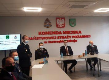 Jastrzębie-Zdrój: Będzie wspólne miejsce szkolenia strażaków i służby więziennej