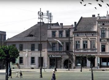 Żory na filmie z dawnych lat. Jak wyglądało miasto przed wojną?
