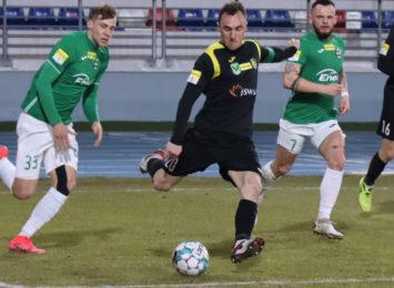Nieudany mecz GKS-u Jastrzębie w Radomiu. Tym razem bez ligowych punktów
