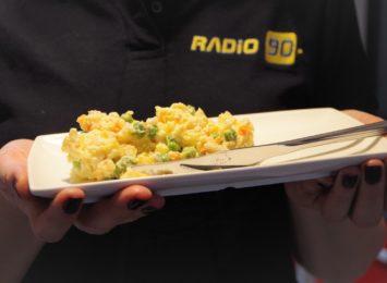 Kuchnia Radia 90: Kultowa sałatka ziemniaczana