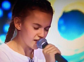Wiktoria Kuczyńska z Żor wystąpiła w programie The Voice Kids IV. Jak jej poszło?