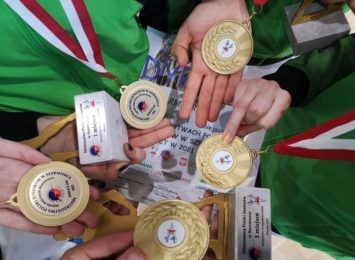 Mistrzostwa Polski juniorów dla rybnickich szermierzy. RMKS Rybnik zdeklasował rywali