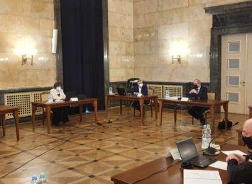 ''Sytuacja na Śląsku jest bardzo trudna'' - mówił na dzisiejszej konferencji Adam Niedzielski
