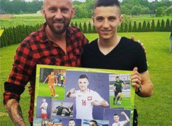 Rybniczanin w piłkarskiej kadrze Polski