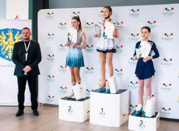 Piastowski Piruet. Udało się rozegrać mistrzostwa w łyżwiarstwie figurowym w Cieszynie [FOTO]