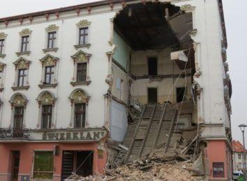Kuczera w Radiu 90: ''Miasto pomoże w odbudowie kamienicy Świerklaniec''