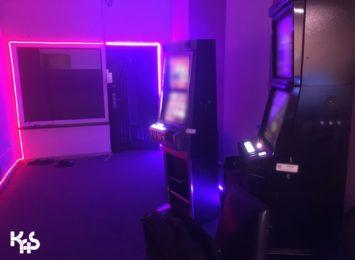 Kolejna akcja wymierzona w nielegalny hazard. Automaty skonfiskowane w Raciborzu