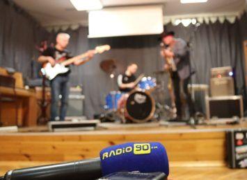 Bluesowe dźwięki prosto z Żor. BR Band koncertuje w Radio 90 [FOTO, WIDEO]