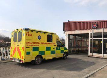 W raciborskim szpitalu zmarła pacjentka z Czech zakażona koronawirusem