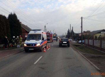 9-latek pod kołami samochodu w Gaszowicach. Apelujemy o ostrożność na drogach