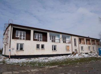 Remont bloku przy ulicy Gagarina w Jastrzębiu-Zdroju. Będą tam mieszkania tymczasowe