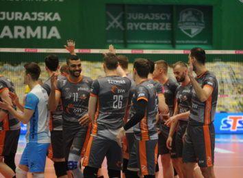 Jastrzębski Węgiel w półfinale Mistrzostw Polski