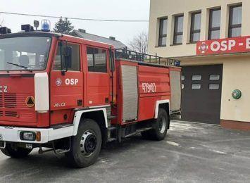 Jastrzębie-Zdrój podarowało wozy strażackie