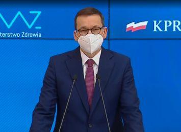 """Morawiecki: """"W środę plan na najbliższe tygodnie"""". Gowin: """"Kalendarz odmrażania powinien być intensywny"""""""