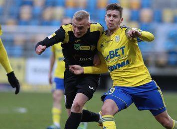 GKS Jastrzębie - na początek rundy wiosennej 0:1 z Arką Gdynia