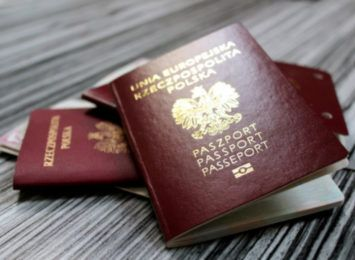 Nieczynny punkt paszportowy w Raciborzu. Prawie 3 tygodnie