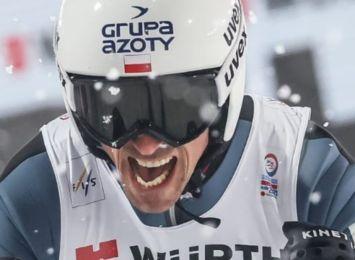 Dwa dalekie skoki Piotra Żyły na Drużynowych Mistrzostwach Świata w Oberstdorfie